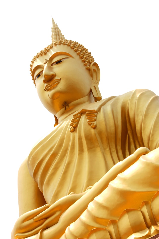 Spiritual Healing that works with the Buddha